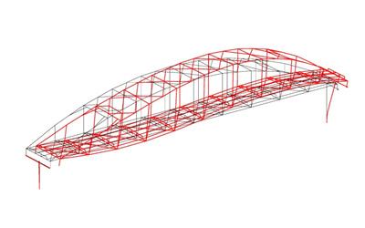 アーチ橋の耐震補強