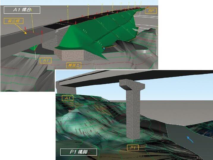 外観の3Dモデル