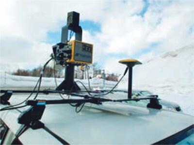 センサーユニット(カメラ、スキャナ、GPS 等)