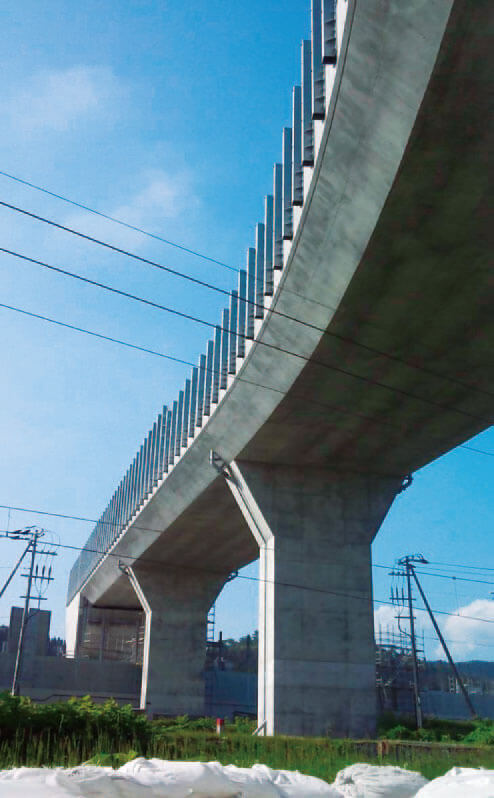 大平跨線橋